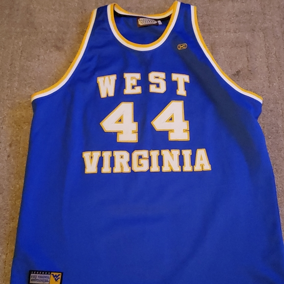 Jerry West Throwback Jersey